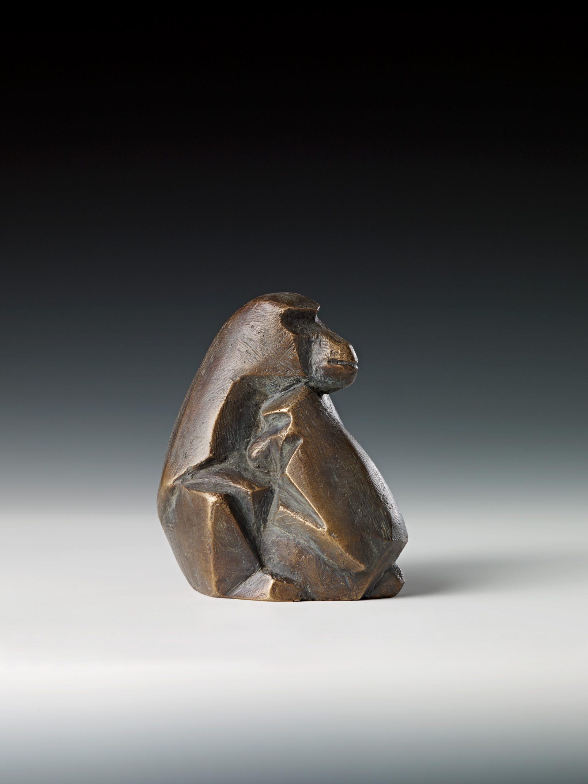 Kleinplastik Fritz Melis